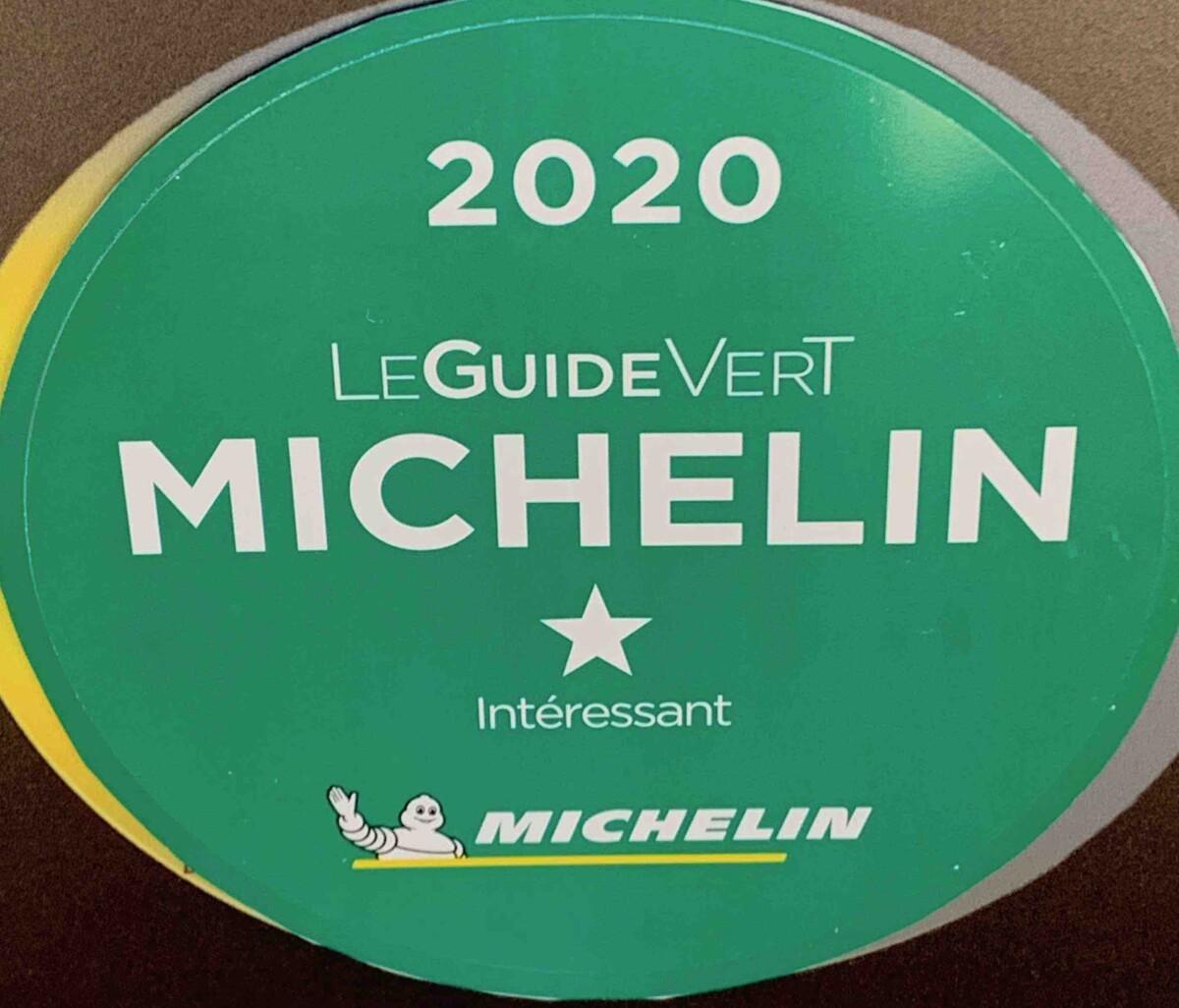 Une étoile au guide Michelin en attendant la deuxième