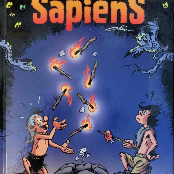 BD les Sapiens