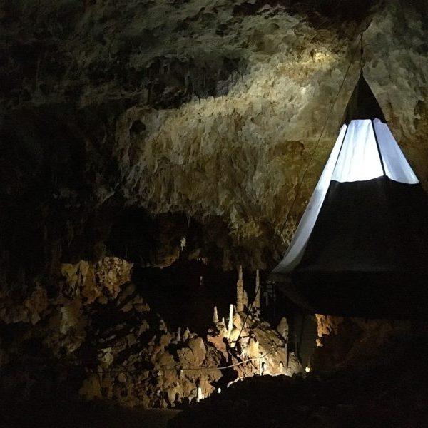 Aven grotte forestière Spélé'Hôtel 3