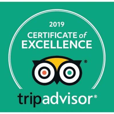 Aven grotte forestière Tripavisor excellence 2019