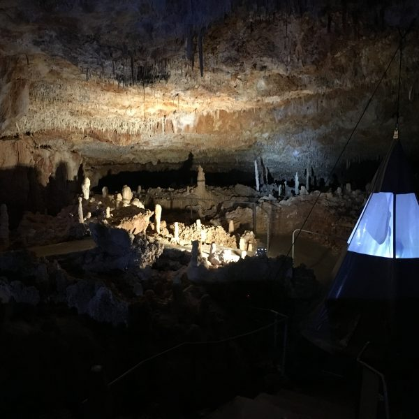 Aven grotte forestière spélé'hotel 5